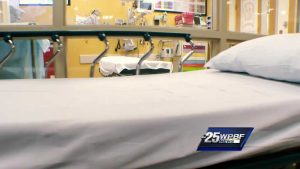 Local hospitals respond to ICU bed availability as COVID cases rise