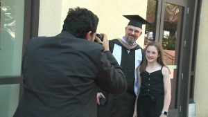 More than 900 students graduate from Lynn University