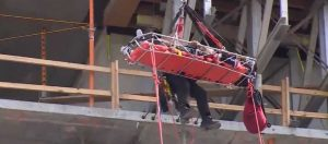 One person injured in construction accident in Downtown West Palm Beach