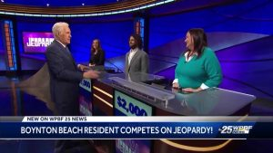 Local 'Jeopardy' contestant shares experience
