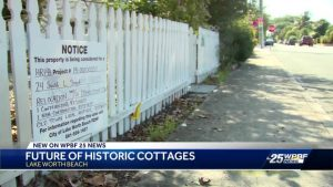 Historic Lake Worth Beach cottages could be demolished to make room for new retail
