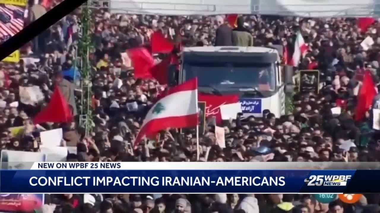 Iranian American women generations apart