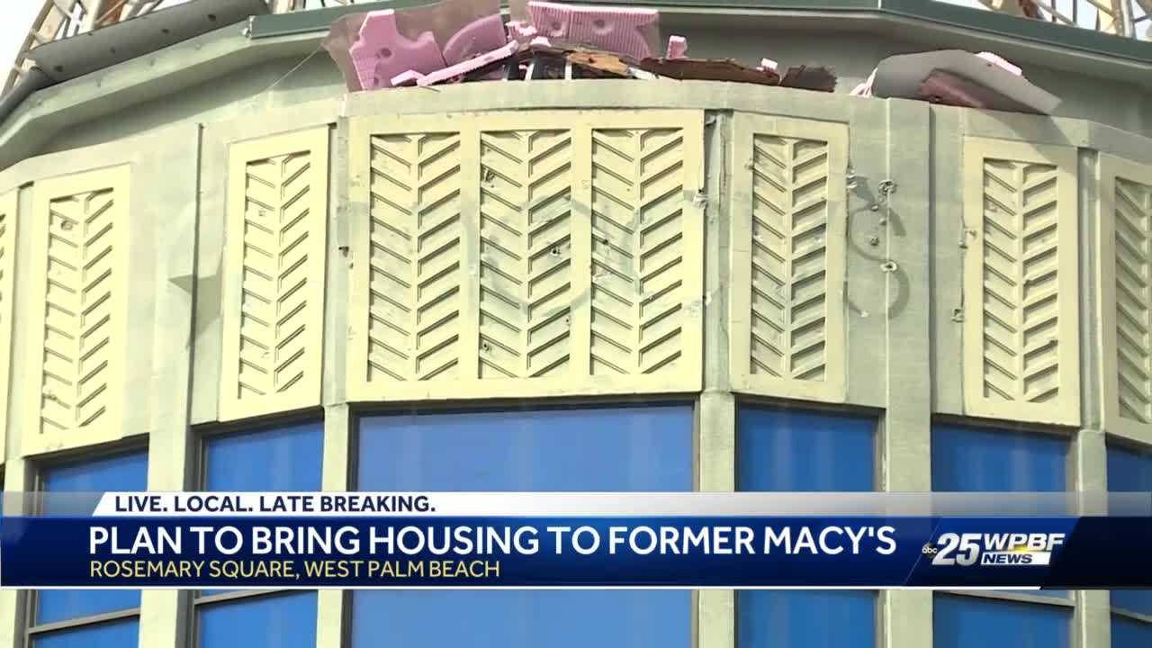 City approves Macy's redevelopment in Rosemary Square
