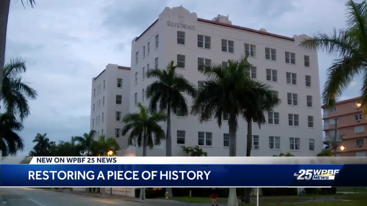 Developer unveils plans to restore Gulfstream Hotel and build new hotel