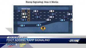 FDOT adds ramp signaling