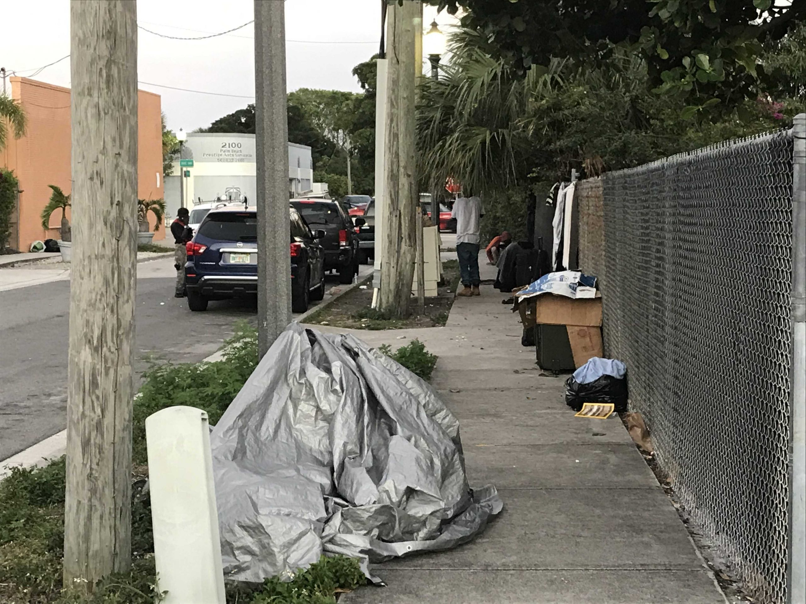Multimillion-dollar homeless shelter plan released for Palm Beach County