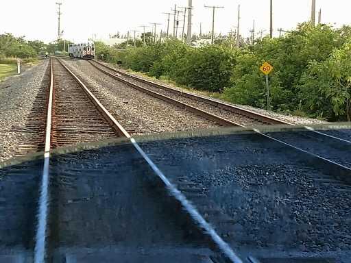 Person hit & killed by Tri-Rail train in West Palm Beach