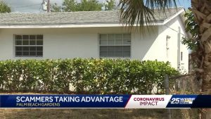 Scammers strike even during coronavirus crisis