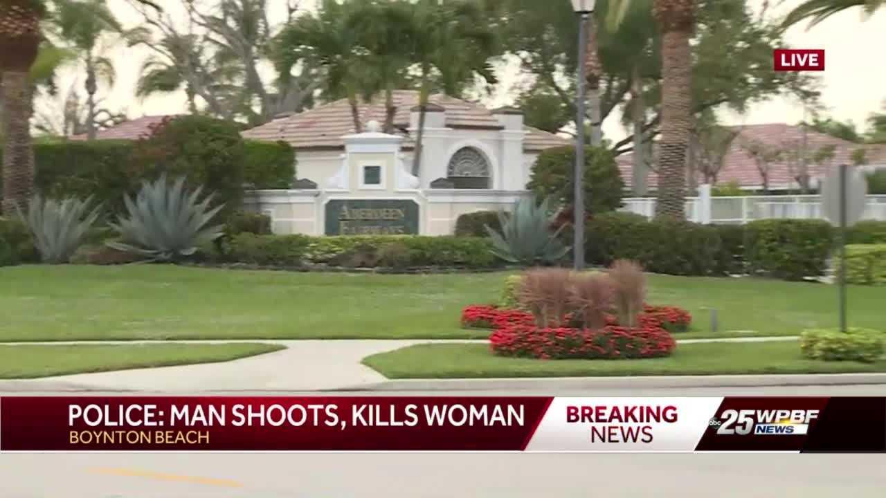 PBSO investigates double shooting in unincorporated Boynton Beach