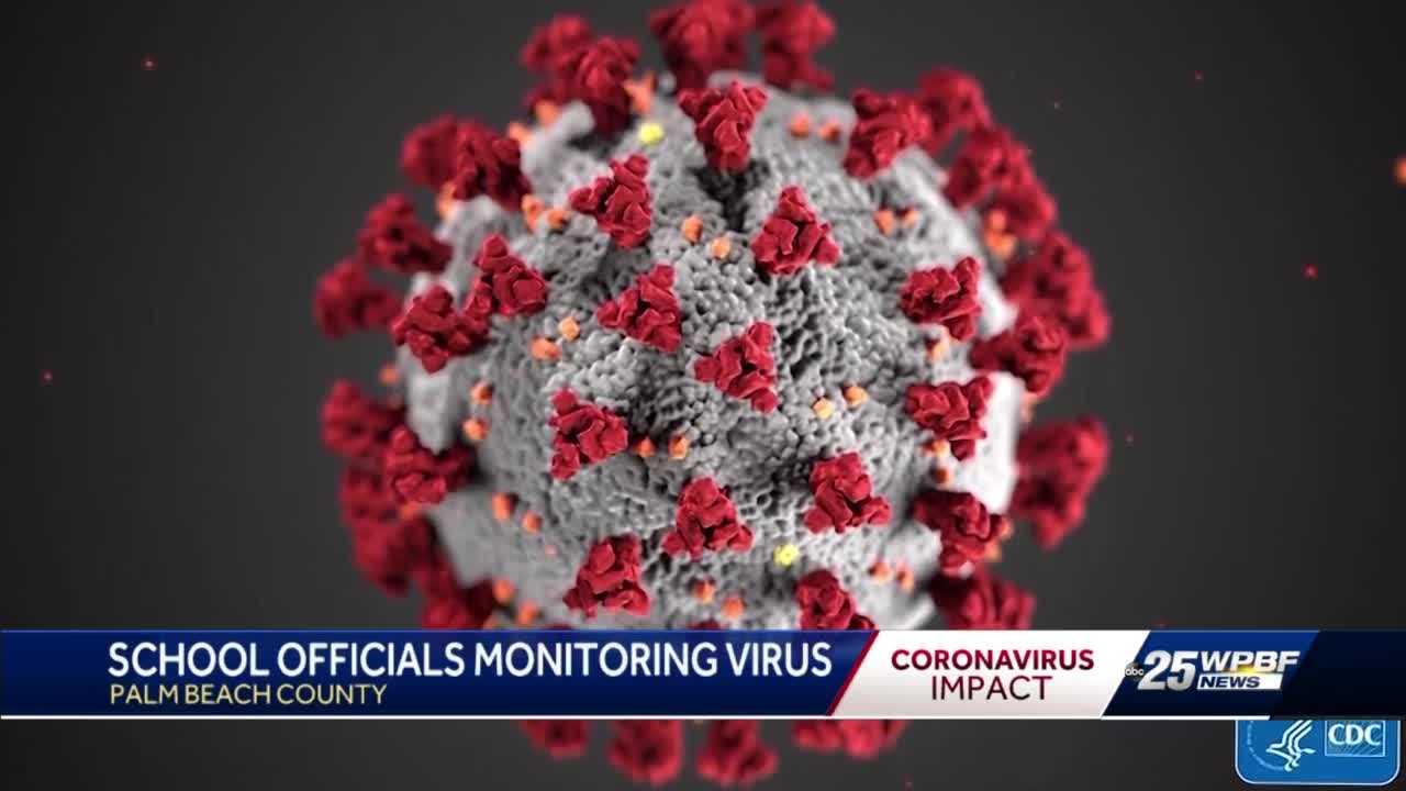 Palm Beach County School officials launch hotline for coronavirus