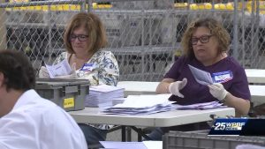 Election officials relocate some polling places due to coronavirus