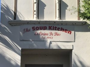 The Soup Kitchen looking for help