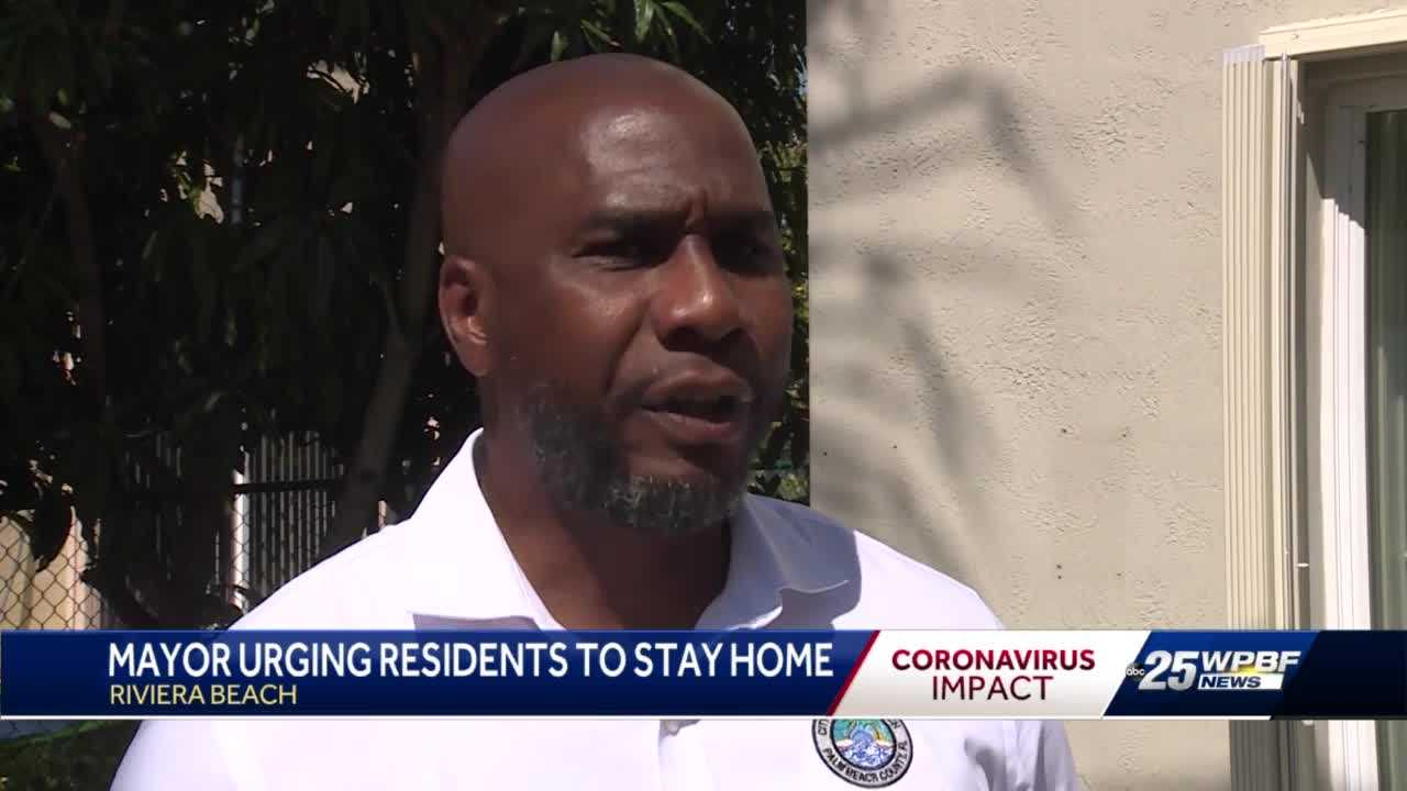 Mayor of Riviera Beach reacts to COVID-19 death of city employee