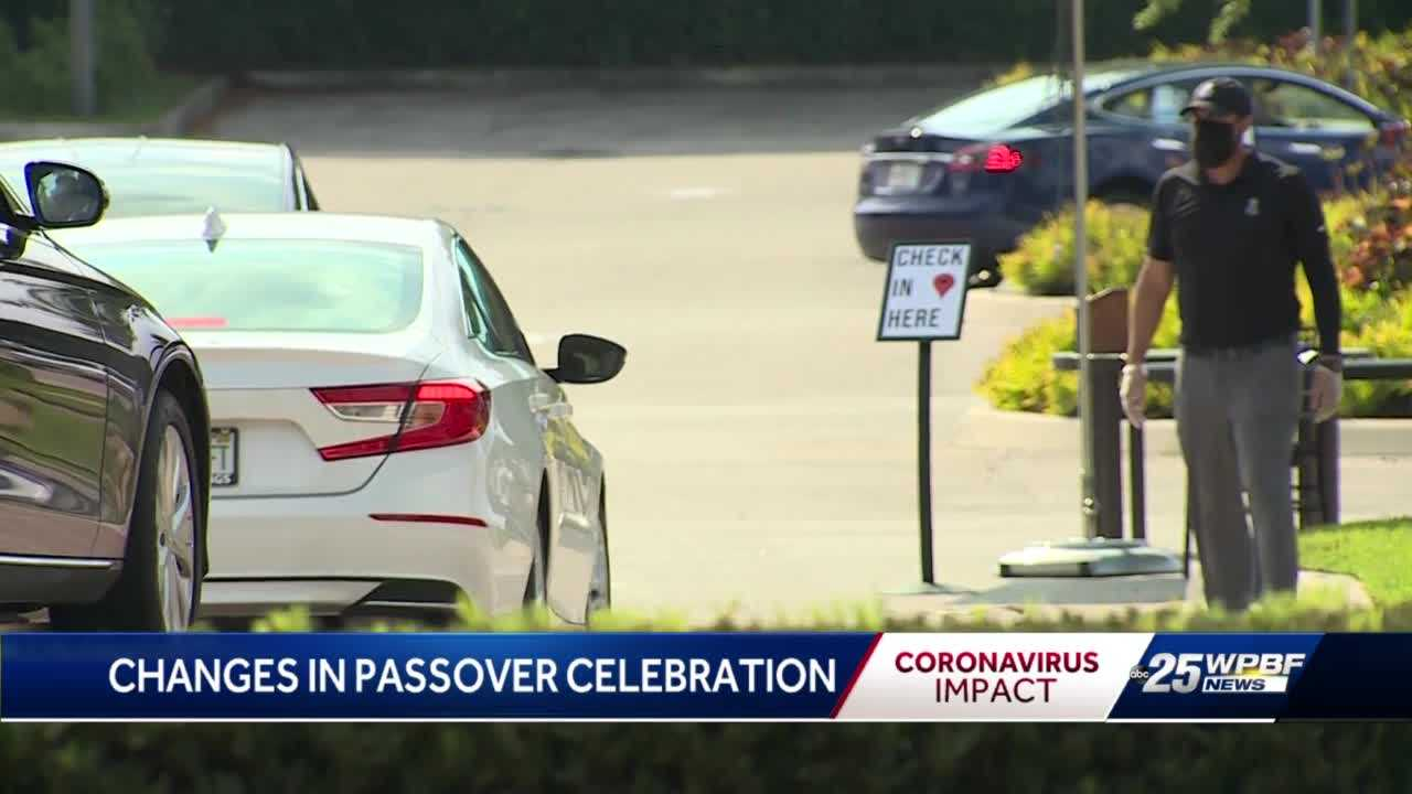 Changes in passover celebration amid COVID-19