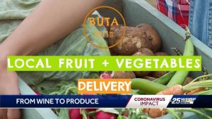 Boca Raton wine company delivers fresh produce to residents
