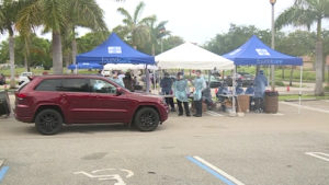 Pop-up COVID-19 testing sites in West Palm Beach provide access to testing for everyone