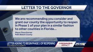 County residents react after mayor sends letter to Gov. DeSantis