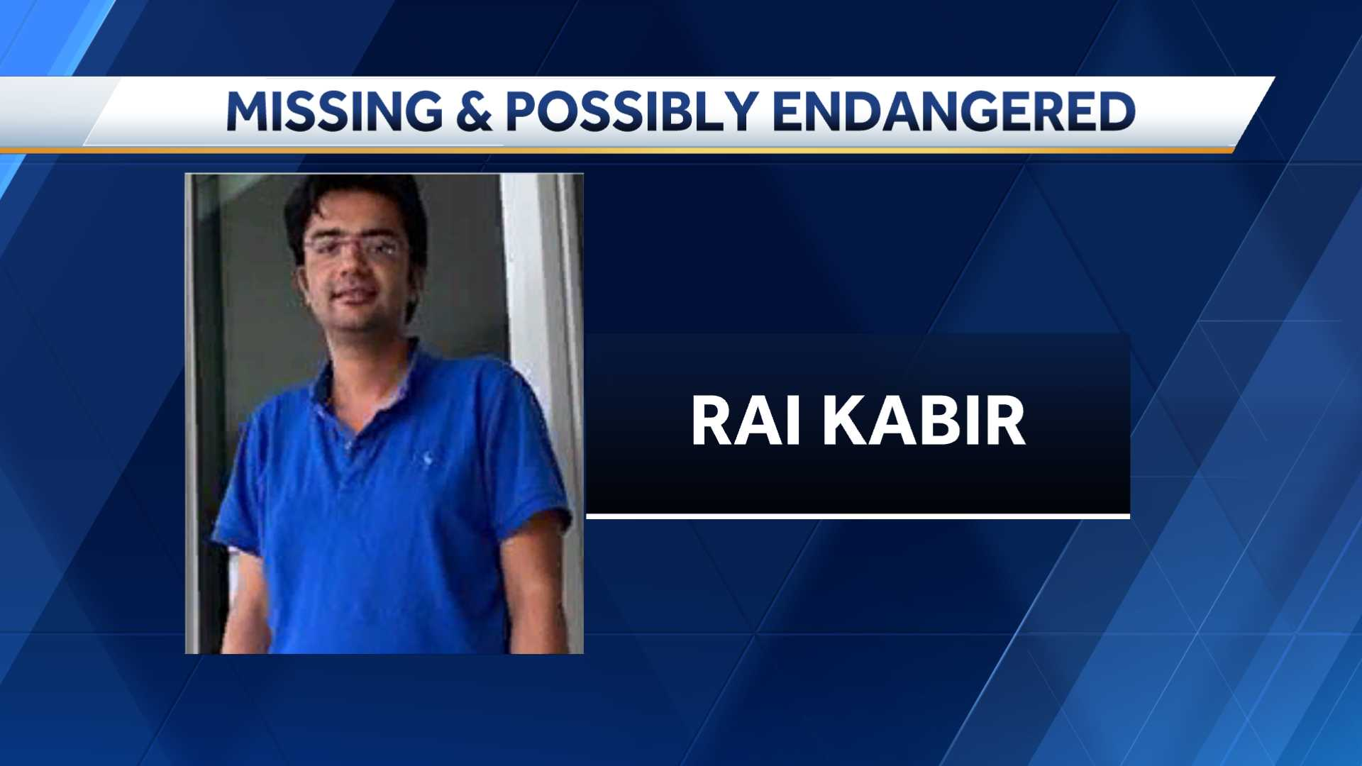 SAFELY LOCATED: Palm Beach County deputies searching for missing man