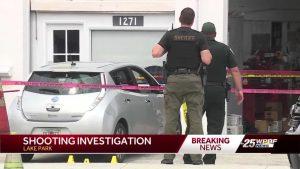 Shooting investigation underway in Lake Park