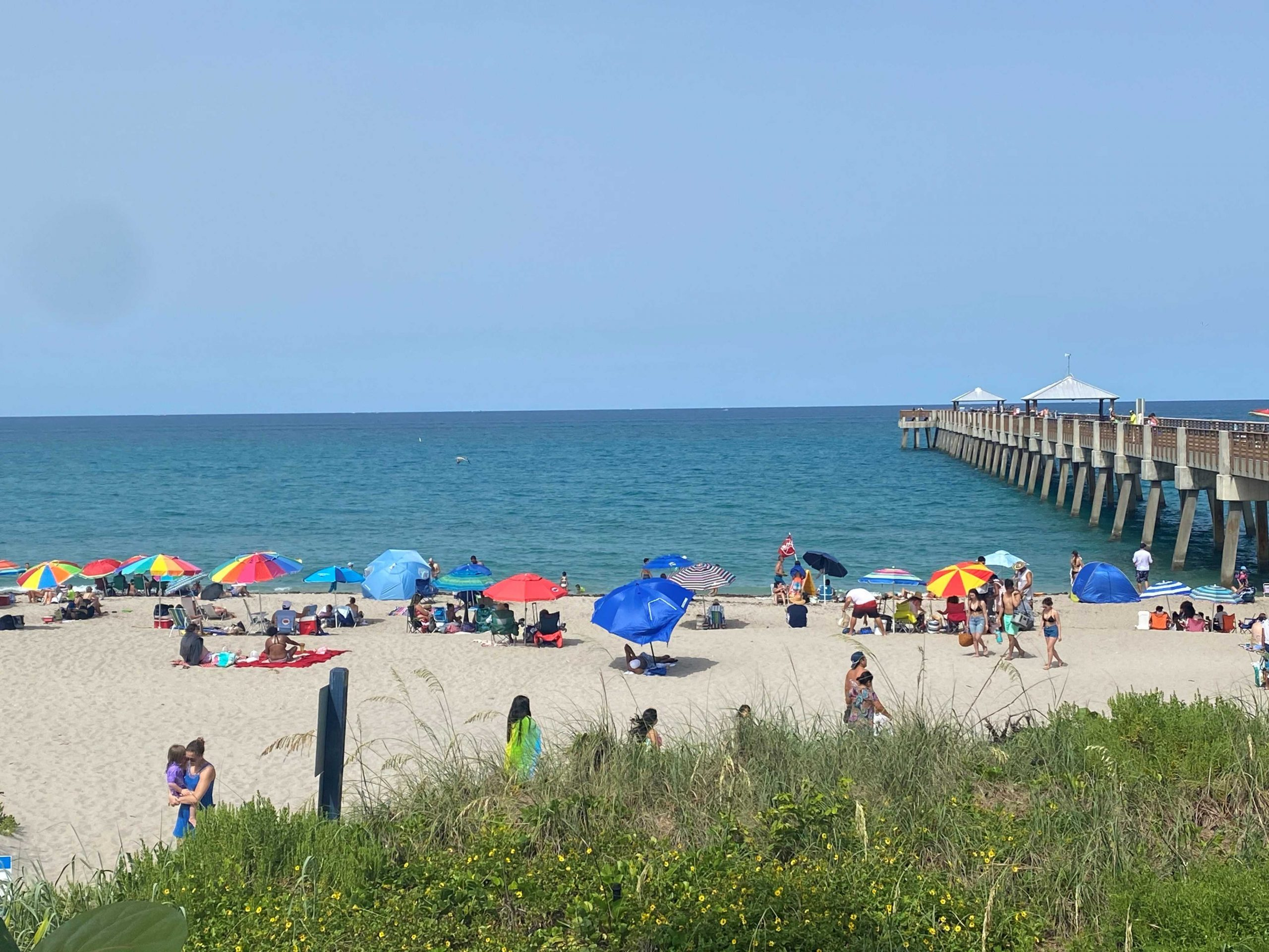 Beaches in Palm Beach County to close over the holiday weekend