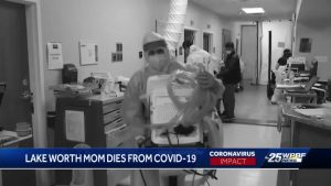 A mother speaks out after losing daughter to COVID-19