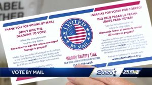 How to safely vote by mail