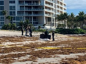 Body found washed ashore at Boca South Inlet Park