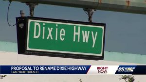 Meeting to discuss road name change in Lake Worth Beach