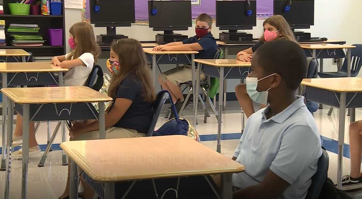 Palm Beach County School Board approves new plan for reopening schools