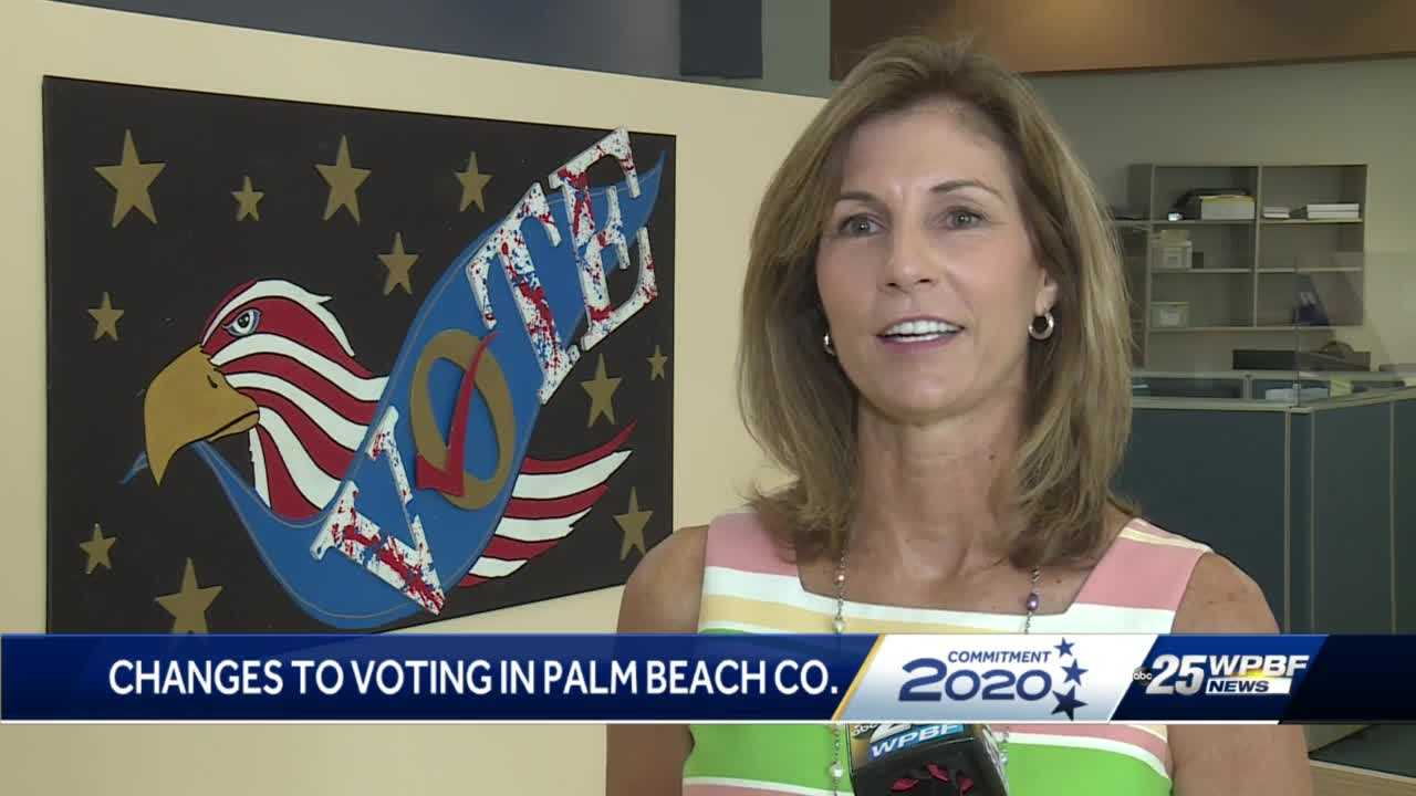 Supervisor of elections: Palm Beach County early voting off to a great start