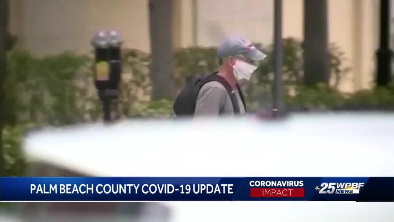 Palm Beach County mayor provides COVID-19 and Phase 2 update