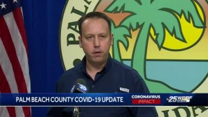 Palm Beach County leaders give COVID-19 update