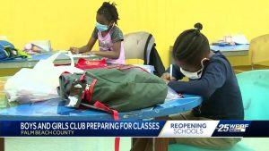 Palm Beach County School District ready for school
