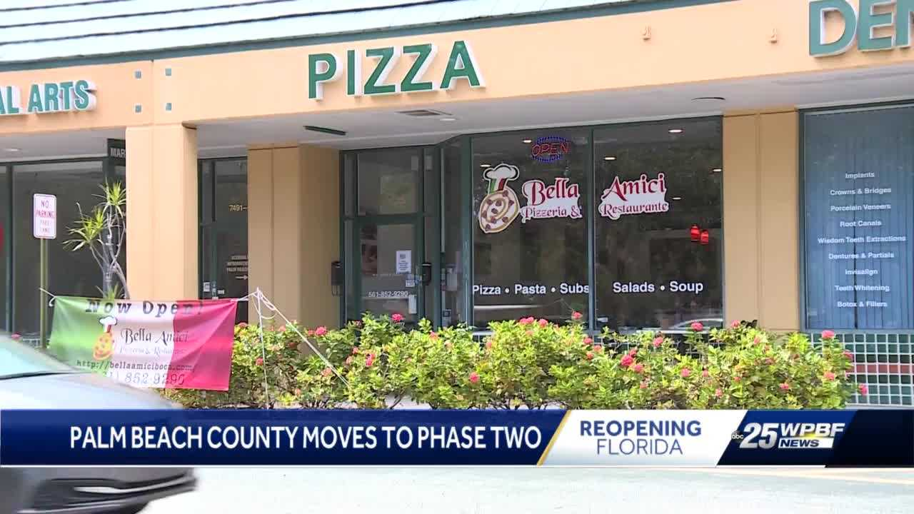 Boca Raton businesses excited to be in phase two of reopening