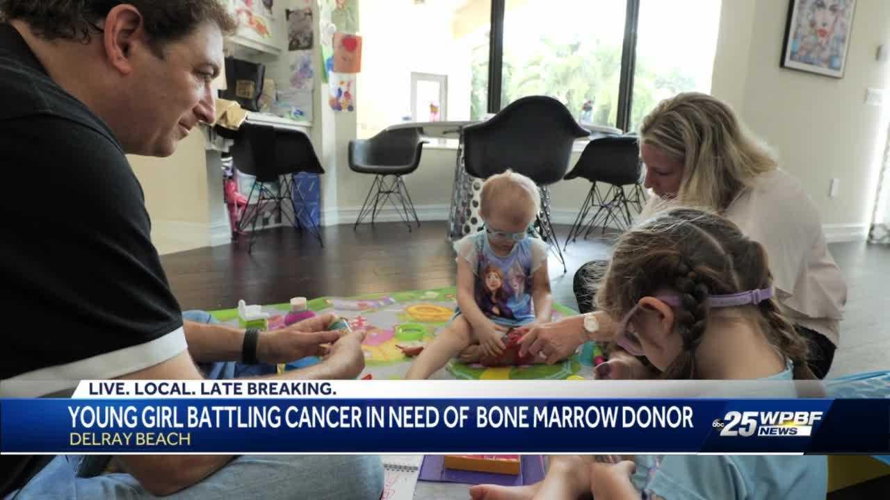 Local girl needs emergency bone marrow transplant