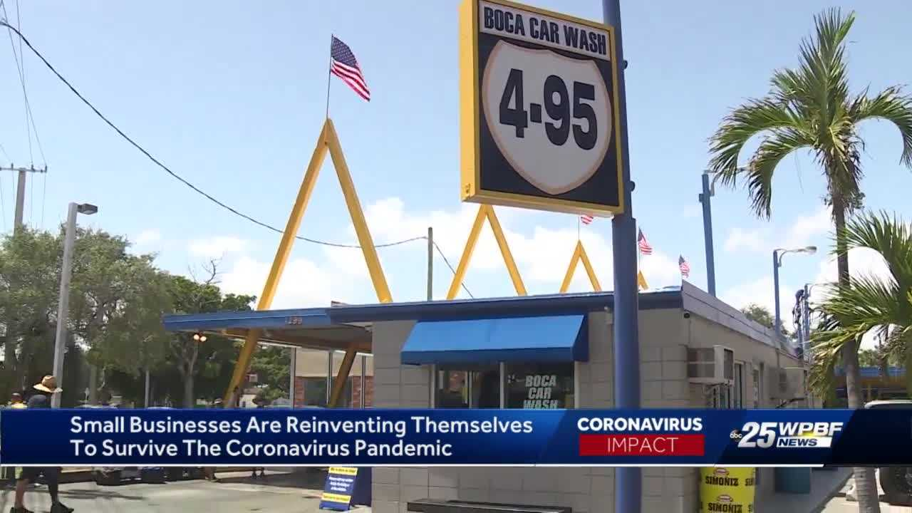 Boca Raton small businesses forced to reinvent themselves to survive pandemic