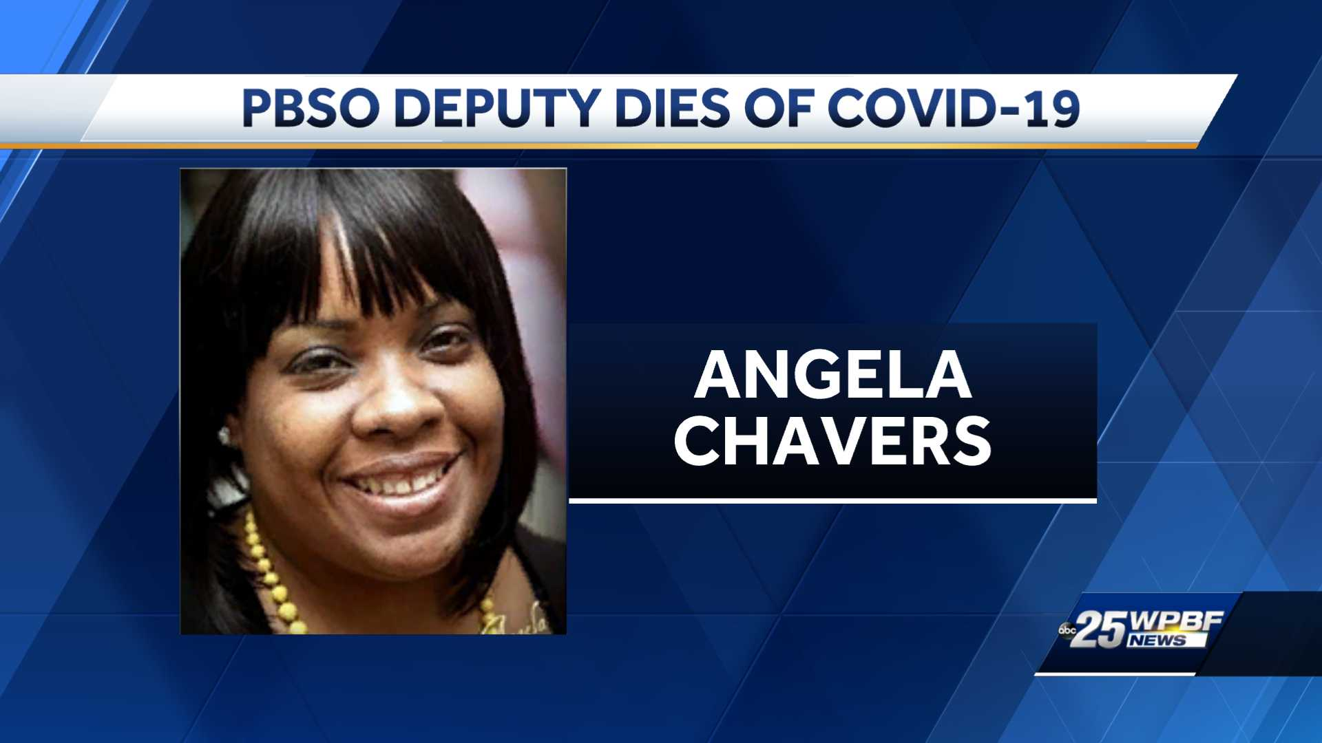Palm Beach County Sheriff's Office deputy dies from COVID-19