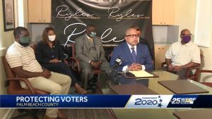 Black voters worry about safety at polls