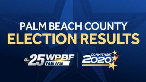 Palm Beach County 2020 Election Results