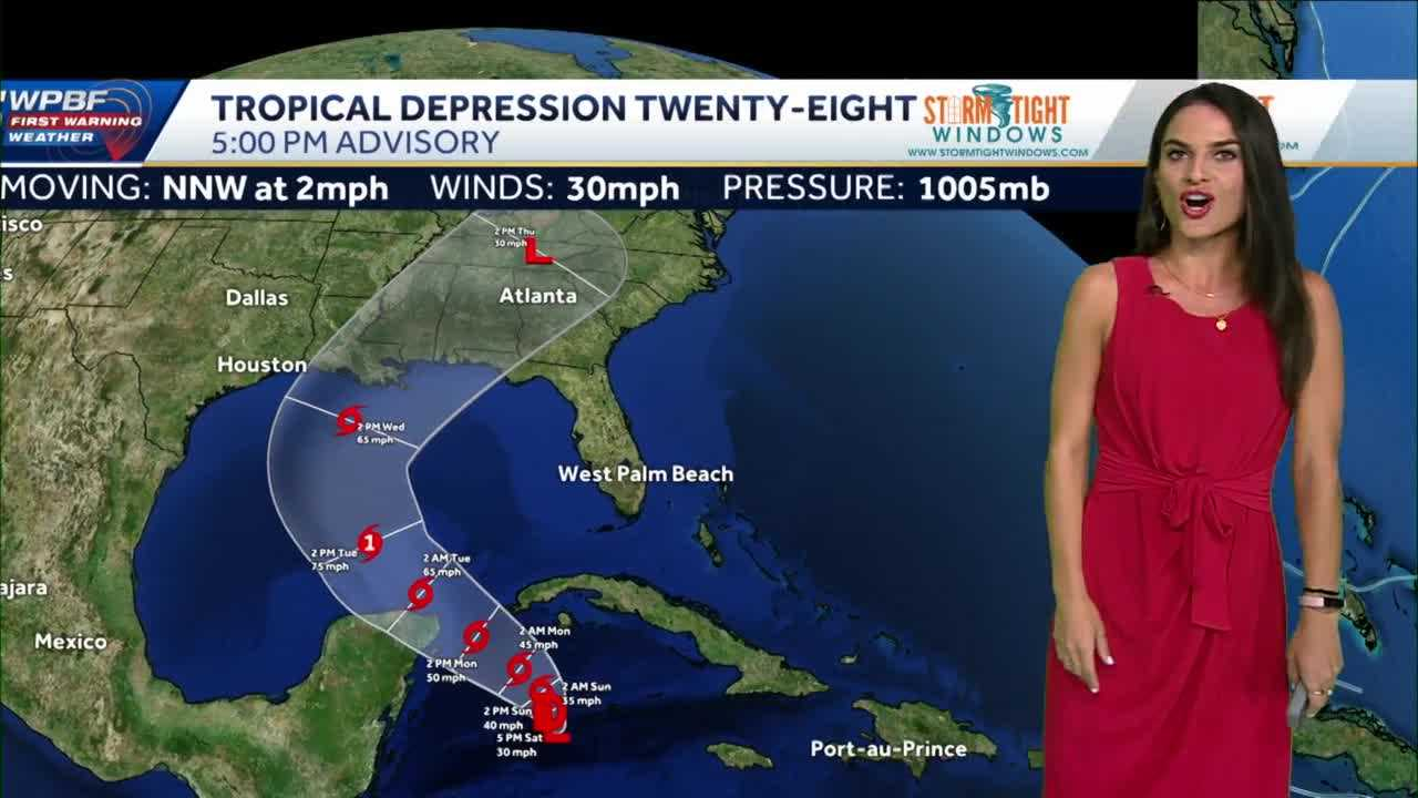 Heavy rain continues for South Florida