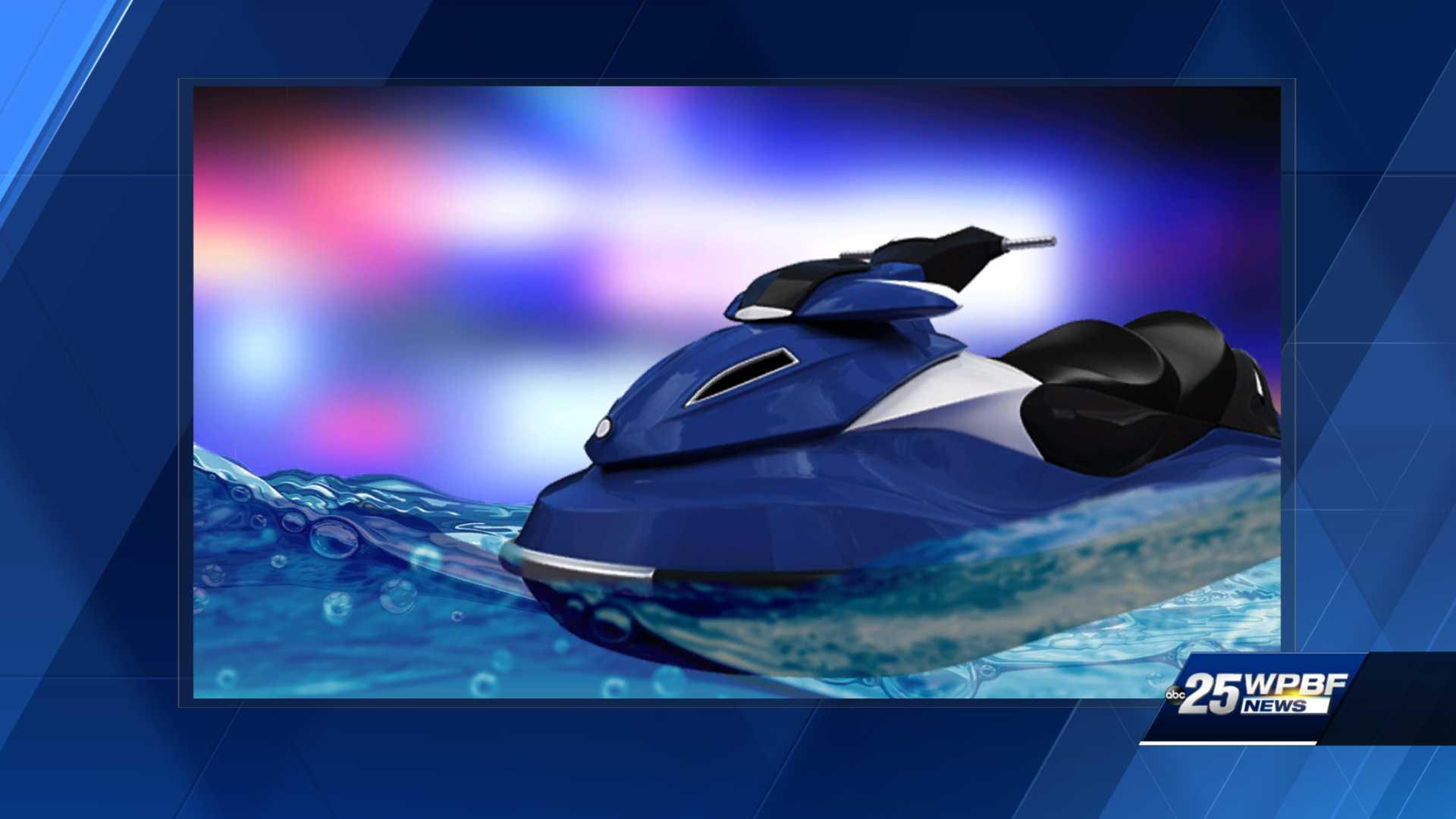 Two injured in jet ski collision near Jupiter Inlet