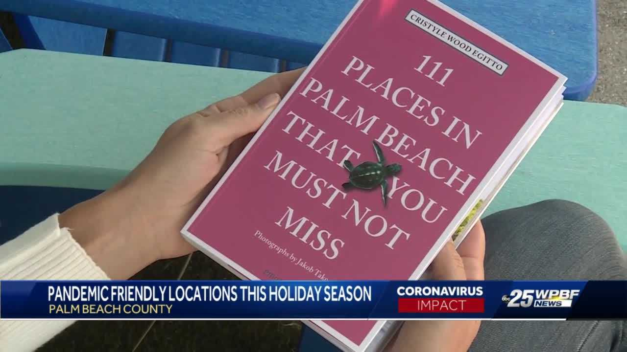 Pandemic friendly places to visit in Palm Beach County