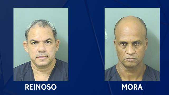 Two Palm Beach County elementary school janitors arrested for bringing weapon on campus