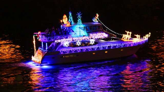 WATCH LIVE: Palm Beach Holiday Boat Parade
