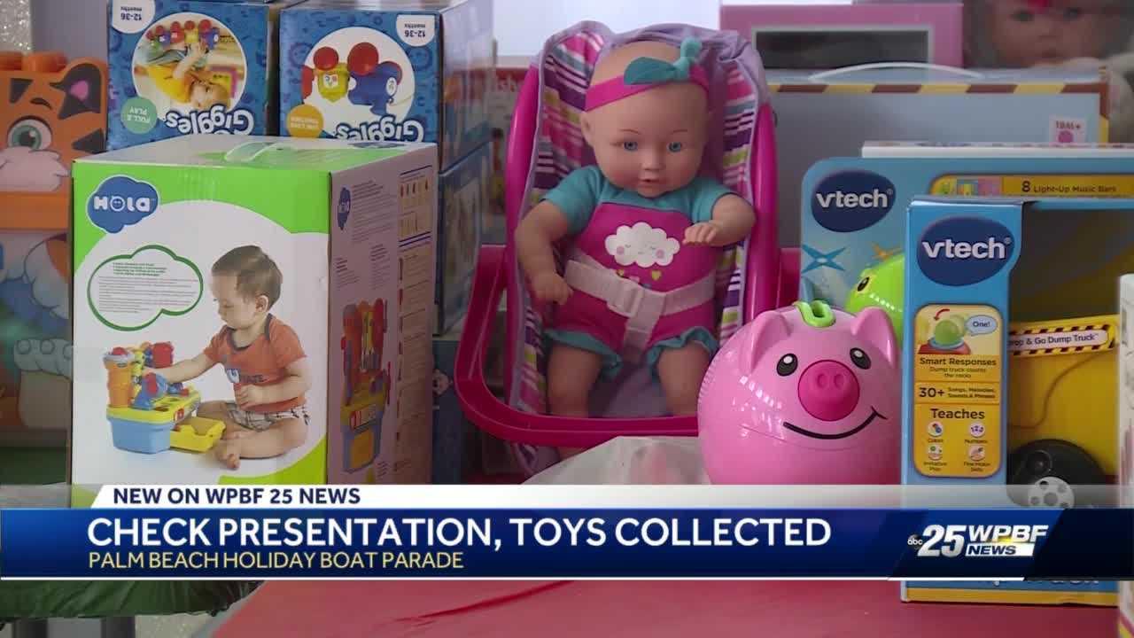 Holiday Boat Parade Toy Drive raises $5