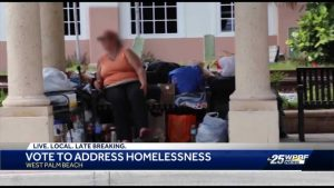 WPB Commissioners approve ordinance prohibiting panhandling downtown