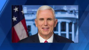 Vice President Pence speaks at conference for conservative youth in West Palm Beach