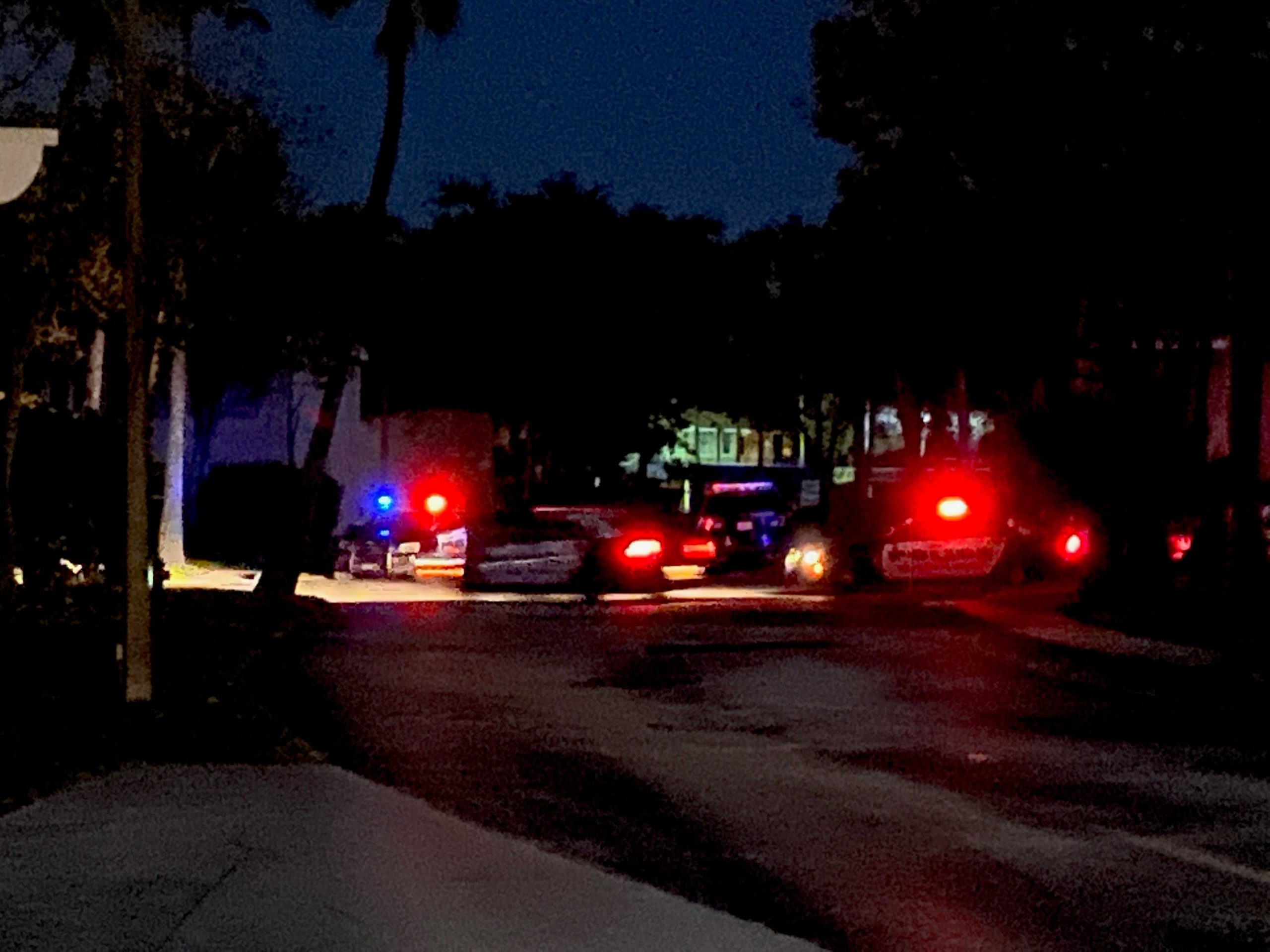 Security guard injured during shots fired incident at West Palm Beach apartment complex
