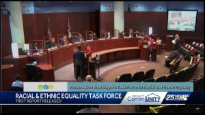Task force on Racial and Ethnic Equality updates WPB commissioners