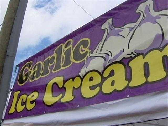 Garlic Festival coming to Wellington in March